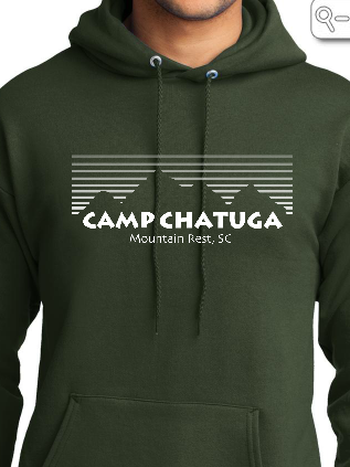 Hoodie with Mountain Logo for Website